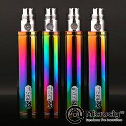 eGo II Rainbow 2200mAh