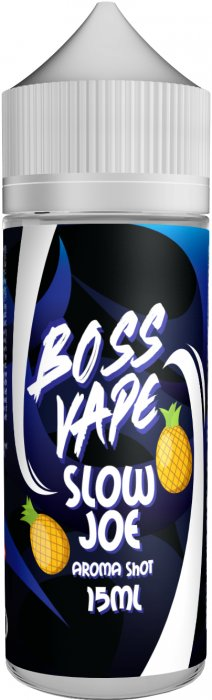 BOSS VAPE (Shake and vape)