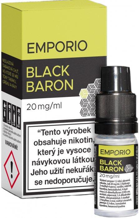 E-liquidy EMPORIO SALT