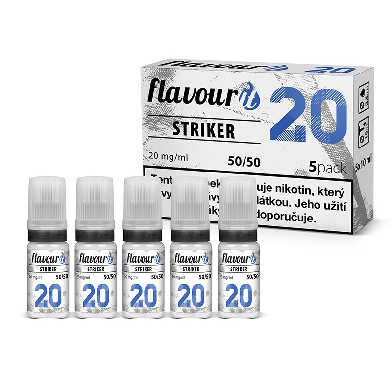 Flavourit Báze Striker