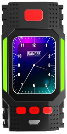 HUGO VAPOR Ranger 234W