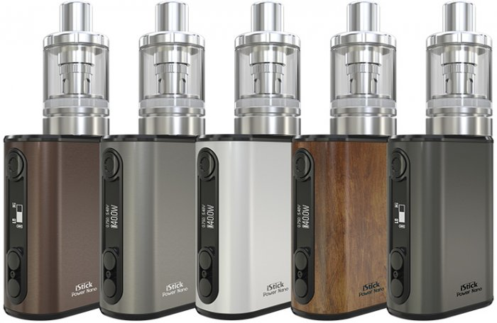 ISMOKA-ELEAF ISTICK POWER NANO TC 40W
