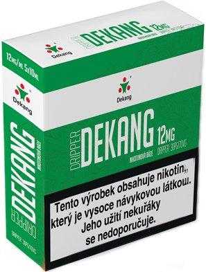 Dekang nikotinová báze