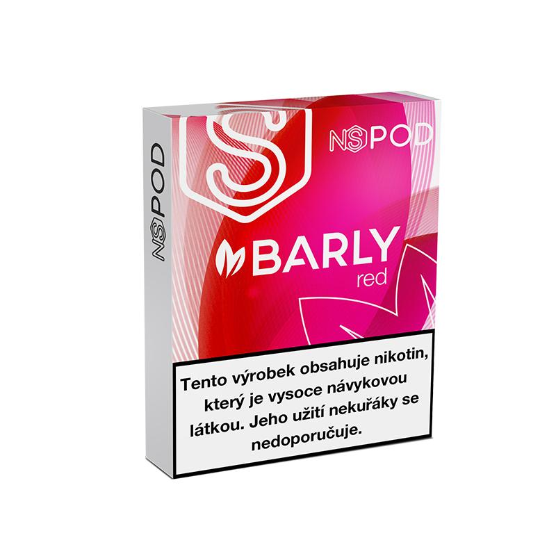 SN-POD 3kusy Cartridge Barly