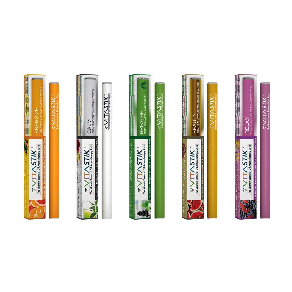 Vitastik 5 kusů SADA (Vitamínové cigarety)