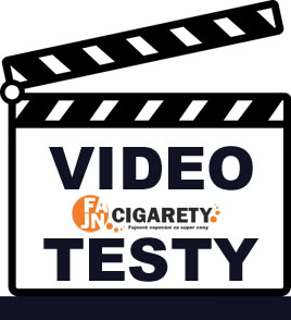 Video testy Fajncigarety