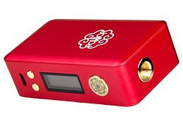 Dotmod dotBox 75 W pozlacený centrpin