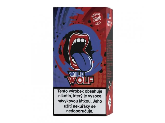 Big Mouth Salt Wild Wolf 10ml - 20mg