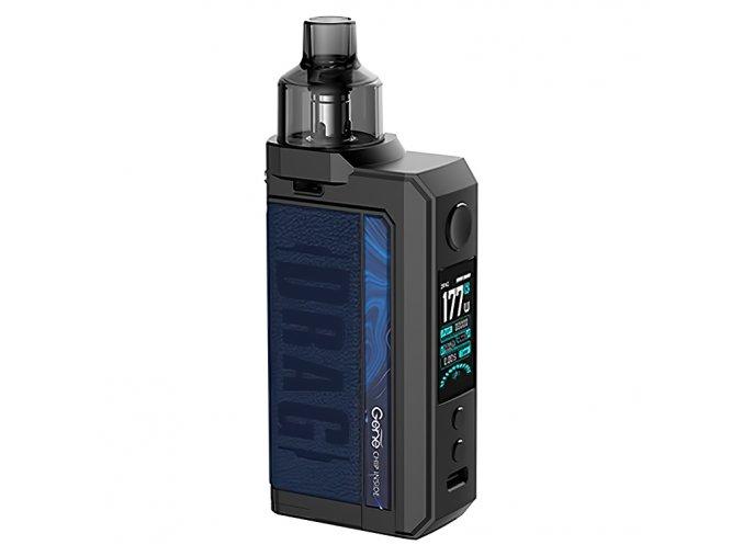 VOOPOO Drag Max - 177W - Pod Grip Kit s PnP Tank (Galaxy Blue )