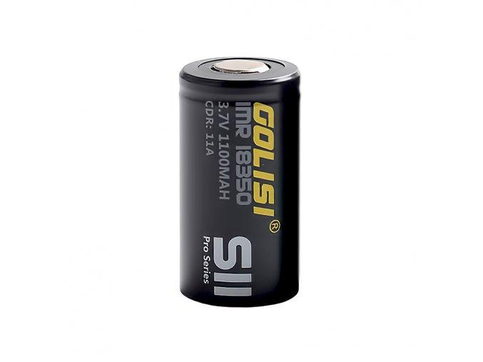 Baterie Golisi S11 IMR 18350 1100mAh 11A