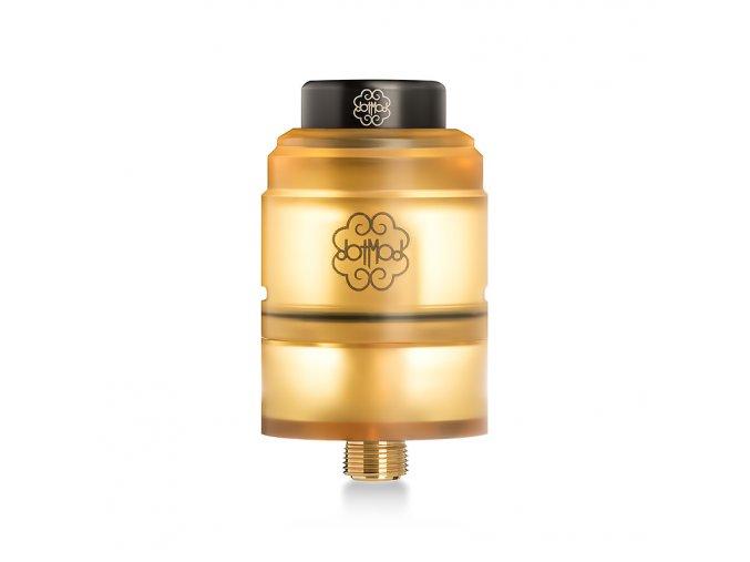Dotmod dotRDTA - RDTA atomizér - 24mm (Zlatá)