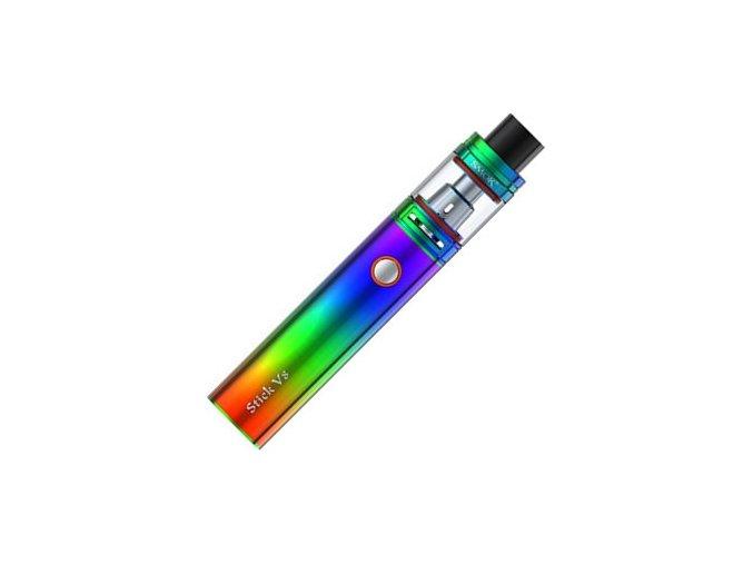 Smoktech Stick V8 elektronická cigareta 3000mAh Rainbow