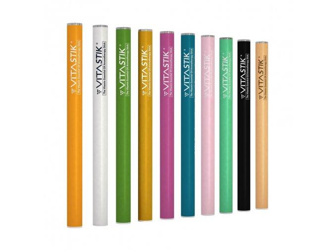 Vitamínová cigareta Vitastik SET 10 kusů (vitamínový vaporizér) (2)