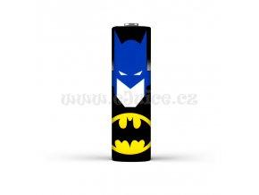 Smršťovací folie pro baterie 18650 s potiskem (Batman)