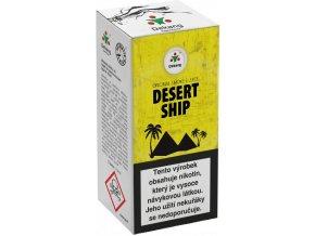 Liquid Dekang Desert ship 10ml - 3mg  + dárek zdarma