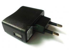 AC EURO Adapter 220V -> USB (500mA)