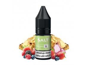 E-liquid Salt Brew Co 10ml / 10mg: Appleberry Pie (Jablečný koláč a lesní plody)