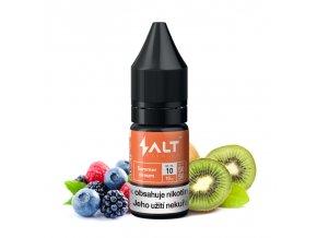 E-liquid Salt Brew Co 10ml / 10mg: Summer Dream (Kiwi a lesní plody)