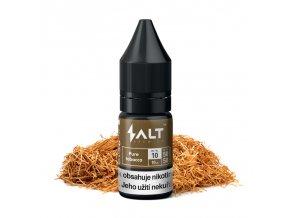 E-liquid Salt Brew Co 10ml / 10mg: Pure Tobacco (Tabáková směs)