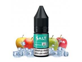 E-liquid Salt Brew Co 10ml / 20mg: Apple Frost (Ledové jablko)