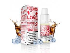 E-liquid Pinky Vape 10ml / 6mg: Co Love (Cola)
