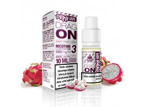 E-liquid Pinky Vape 10ml / 6mg: Dragon (Dračí ovoce)