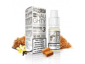 E-liquid Pinky Vape 10ml / 6mg: Naughty (RY4 tabák)