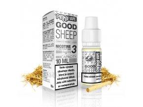 E-liquid Pinky Vape 10ml / 18mg: Good Sheep (Tabák prémium)