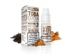E-liquid Pinky Vape 10ml / 18mg: Tobacotta (Tabák)