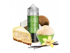 Příchuť Infamous Originals S&V: Shake The Booka (Cheesecake se zmrzlinou a kokosem) 12ml