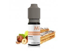 E-liquid The Fuu MiNiMAL 10ml / 10mg: Mille-Feuilles (Vanilkový dezert)