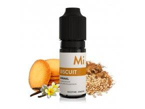 E-liquid The Fuu MiNiMAL 10ml / 20mg: Biscuit (Jemná sušenka)