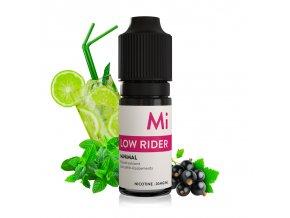 E-liquid The Fuu MiNiMAL 10ml / 20mg: Berry Lemonade (Rybízovo-limetková limonáda)