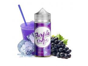 Příchuť Infamous Drops S&V: Purple Drops (Hroznová ledová tříšť) 20ml