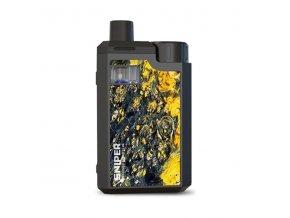 Elektronická cigareta: Hotcig Sniper 80W Pod Kit (Canola Yellow)