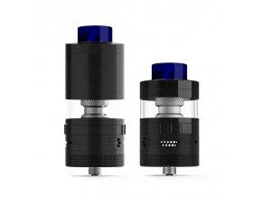 Clearomizér Steam Crave Aromamizer Plus V2 RDTA - Advanced Kit (8ml/16ml) (Černý)