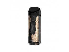 Elektronická cigareta: SMOK Nord 2 Pod Kit (1500mAh) (Black Stabilizing Wood)