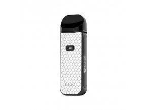 Elektronická cigareta: SMOK Nord 2 Pod Kit (1500mAh) (White Cobra)