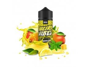 Příchuť Barehead S&V: Mango & Basil (Citronáda s mangem a bazalkou) 20ml