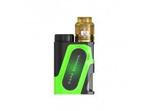 Elektronický grip: IJOY CAPO Squonker Kit s Combo RDA Triangle (Zelený)