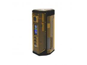 Elektronický grip: Lost Vape Drone BF DNA250C Squonk Mod (Black / Amber)