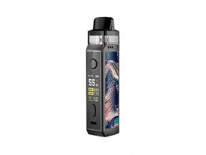 Elektronická cigareta: VooPoo Vinci X Mod Pod Kit (Tealblue)