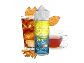 Příchuť Al Carlo S&V: Vivid Tea (Ovocný čaj & tabák) 15ml