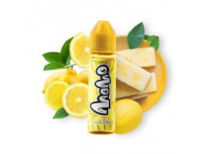 Příchuť MoMo S&V: Drizzle Dream (Citronový dezert) 20ml