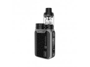 Elektronický grip: Vaporesso Swag Kit s NRG SE (Černo-stříbrný)