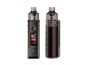 Elektronická cigareta: VooPoo Drag S Pod Kit (2500mAh) (Chestnut)