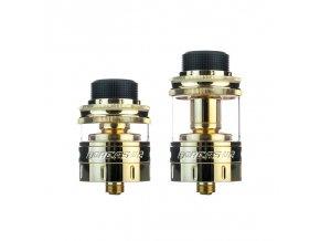 Clearomizér Augvape Boreas V2 RTA 2,5ml/5ml (Zlatý)