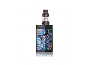 Elektronický grip: VooPoo Too 180W Kit s UFORCE (Black Raisin)