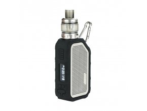Elektronický grip: WISMEC Active Kit s Amor NS Plus (2100mAh) (Stříbrný)