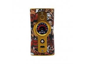 Elektronický grip: Vsticking VK530 200W Mod (J-Graffiti-Gold)
